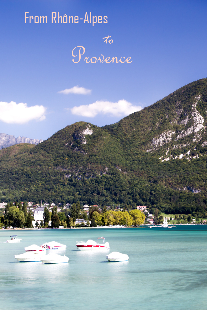Why Delilah?- From Rhone Alpes to Provence