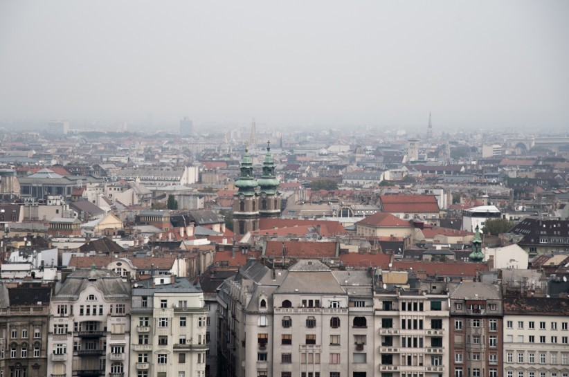 Photo Diary: Our Budapest Mini-Moon, Yay!