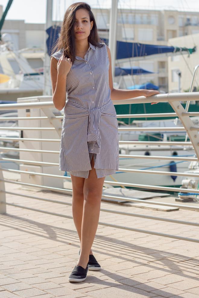 Summer Love, why Delilah blog, fashion blog, grid, shirt dress