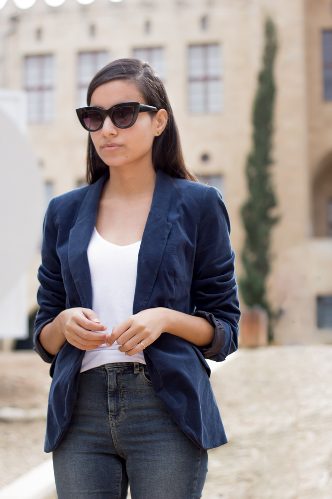 Why Delilah? - How To: Casually Style a Blazer