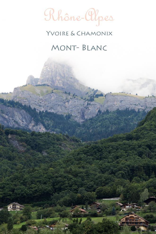 Why Delilah?- Rhone Alpes, Yvoire & Chamonix Mont Blanc
