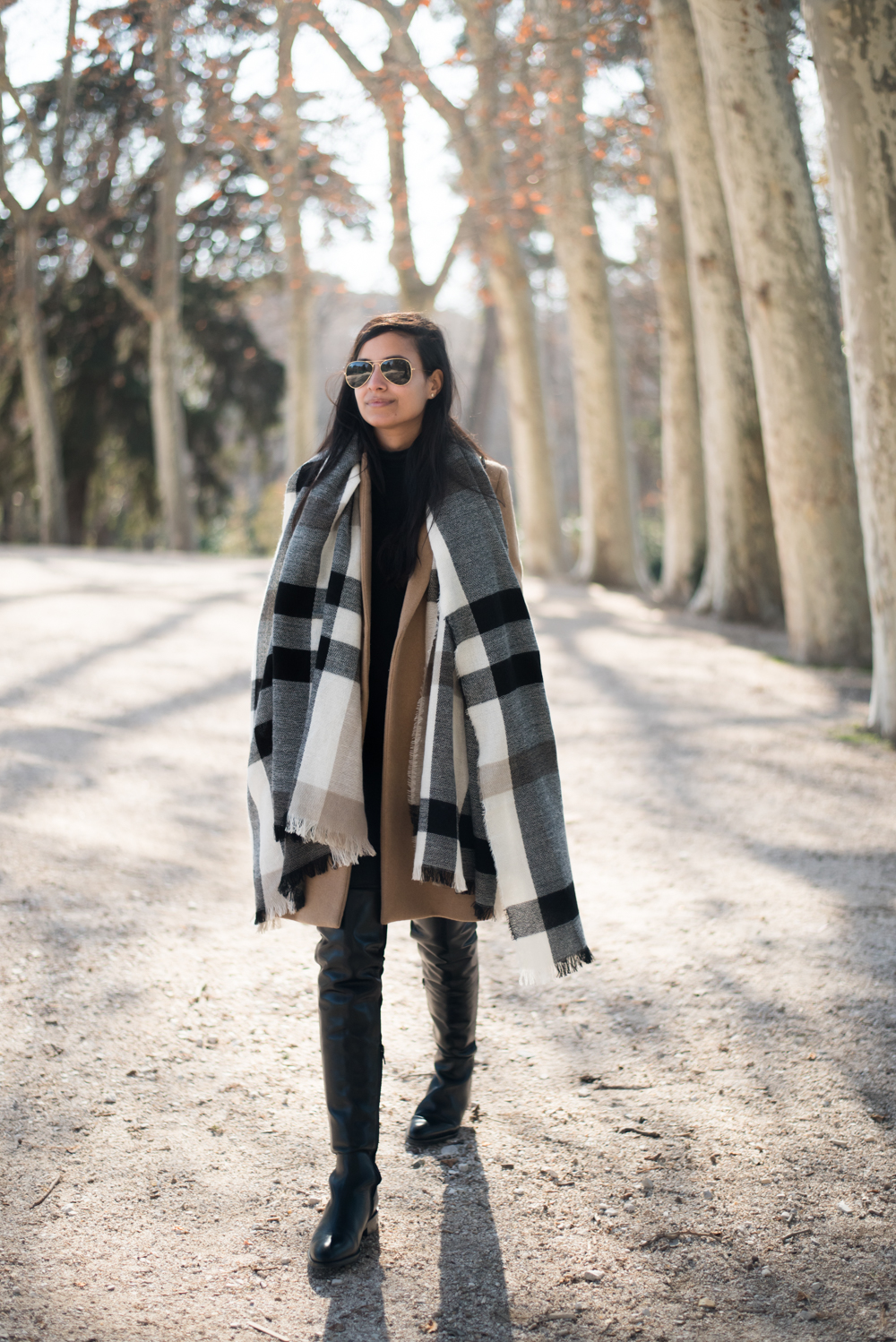From Madrid With Love - One Last Winter Outfit
